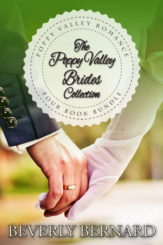 The Poppy Valley Brides Collection: A Four Book Bundle